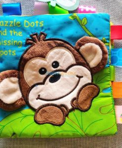 Dazzle Dots - Monkey (1)