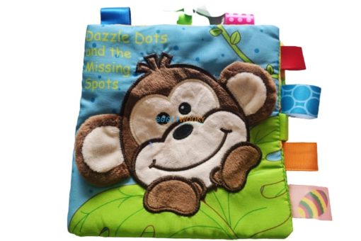 Dazzle Dots - Monkey cover