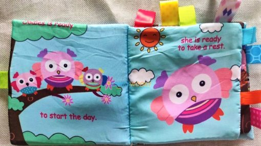 Oodles of Fun - Owl (1) new