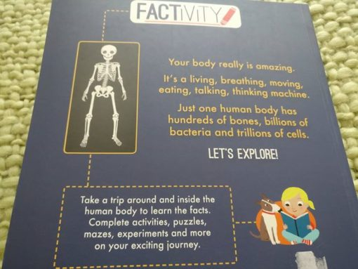 Amazing Body - Do the Activities
