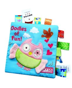 Oodles of Fun Cloth Book FrontPage