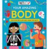 Factivity Lift the Flap - Your Amazing Body book