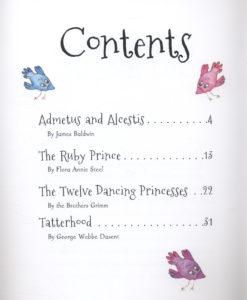 My Princess Storybooks – The Twelve Dancing Princesses and Other Princess  Stories