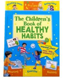 Star Reward Chart - The Children's Book of Healthy Habits (Healthy Habits Chart & Stickers)