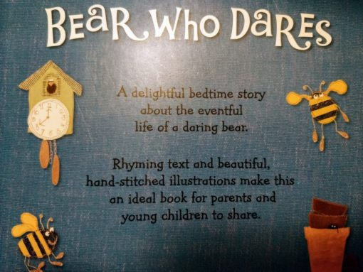 The Bear who dares last page