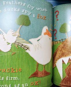 Duckie duck inside page
