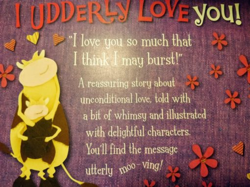 I Udderly Love you last page