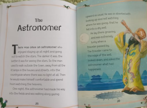 Aesop's Fables - The Boy Who Cried Wolf And Other Aesop's Fables - The Astronomer Story