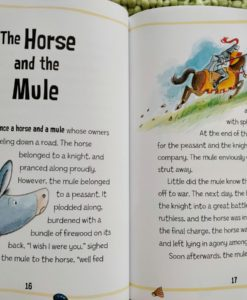 Aesop's Fables - The Town Mouse and The Country Mouse and Other Aesop's Fables - The Horse and the Mule Story