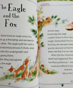 Aesop's Fables - The Fox And The Stork And Other Aesop's Fables - The Eagle and the Fox
