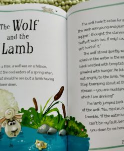 Aesop's Fables - The Dog in the Manger And Other Aesop's Fables - The Wolf and the Lamb