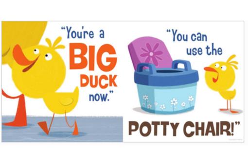 Duck Goes Potty inside 2