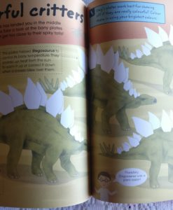 Factivity Dinosaurs Inside page 6