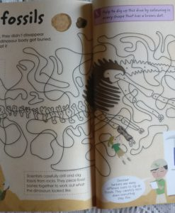 Factivity Dinosaurs Inside page 8