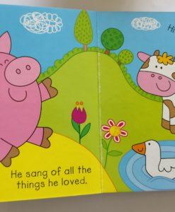 Farmyard Animal Sounds Oink! OINK! SOUND BOOK INSIDE 2