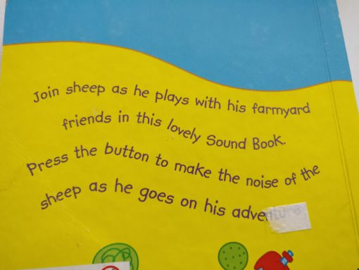 Farmyard Animal Sounds Baa! SOUND BOOK LAST PAGE