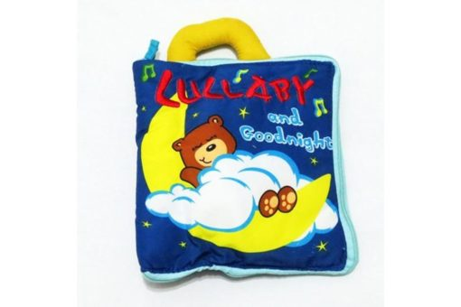 Lullaby and Goodnight Quiet Book