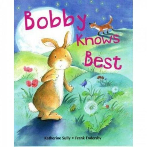 Cupcake Story Book - Bobby Knows Best