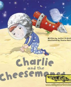 Cupcake Board Book - Charlie and the Cheesemonster