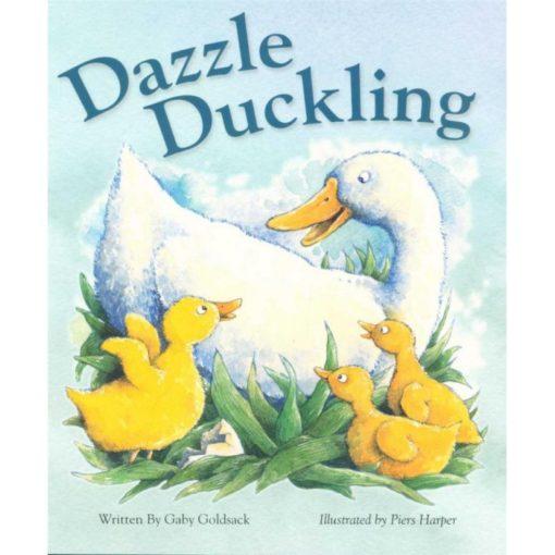 Dazzle Duckling Story Book
