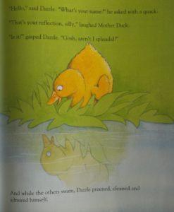 Cupcake Board Book - Dazzle Duckling Inside2