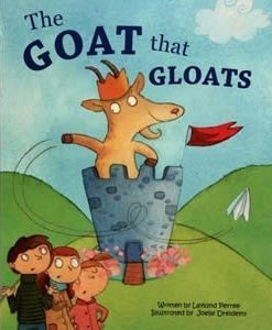 Cupcake Board Book - The Goat That Gloats