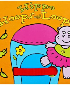 Hippo Hoops and Loops - Interactive Book