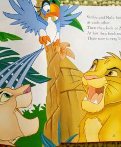 My first easy to read stories - Simba and Nala