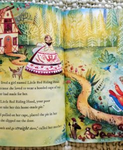 Classic Fairy Tales – Little Red Riding Hood - Cover2Classic Fairy Tales – Little Red Riding Hood - Inside3
