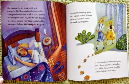 Classic Fairy Tales - Hansel and Gretel - Inside2