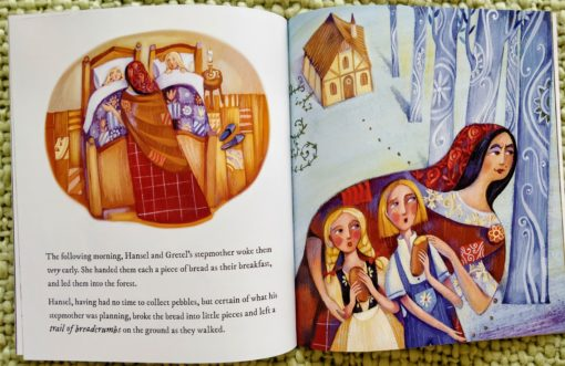 Classic Fairy Tales - Hansel and Gretel - Inside3