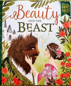 Classic Fairy Tales - Beauty and the Beast - Cover1