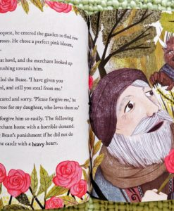 Classic Fairy Tales - Beauty and the Beast - Inside2