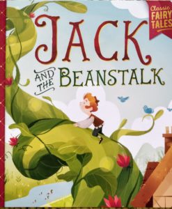 Classic Fairy Tales - Jack and the Beanstalk - Cover