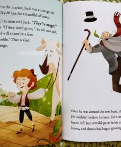 Classic Fairy Tales - Jack and the Beanstalk - Inside4