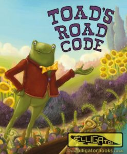 Cupcake Board Book - Toad's Road Code