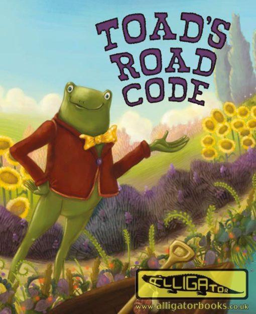 Cupcake Board Book - Toad's Road Code