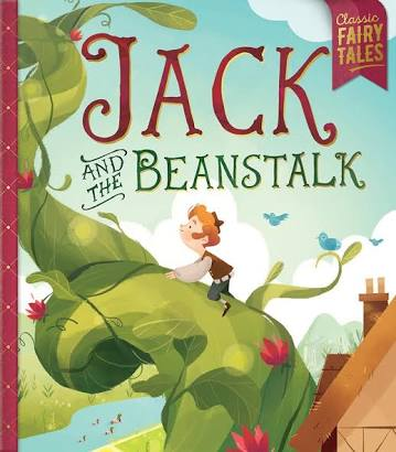 Classic Fairy Tales - Jack and the Beanstalk - CoverPage