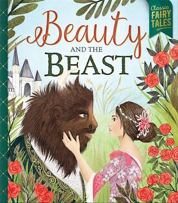 Classic Fairy Tales - Beauty and the Beast - Cover2