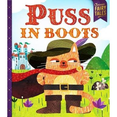 Classic Fairy Tales - Puss in Boots - Cover2
