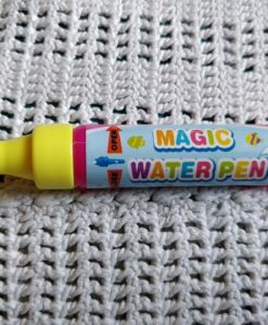 Reusable Magic water colouring book - Animals Blue - Magic Water Pen
