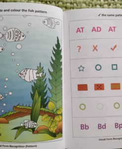 Preschool Success Skills – Brainy Kids Workbook – Level 2 – 4 years+ InsidePage3