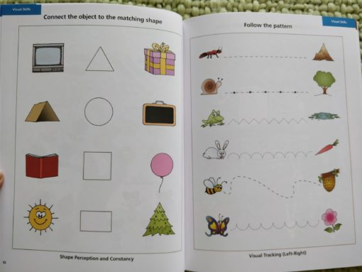 Preschool Success Skills – Brainy Kids Workbook – Level 2 – 4 years+ InsidePage10