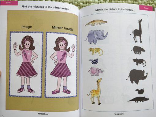 Preschool Success Skills – Brainy Kids Workbook – Level 2 – 4 years+ InsidePage5