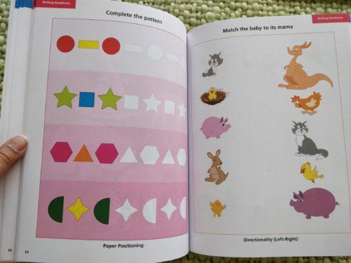 Preschool Success Skills – Brainy Kids Workbook – Level 2 – 4 years+ InsidePage9