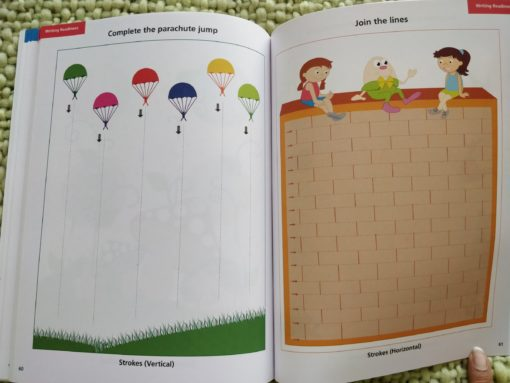 Preschool Success Skills – Brainy Kids Workbook – Level 2 – 4 years+ InsidePage11