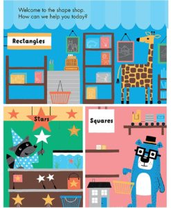 Circles, Squares, Stars - Sticker and Draw - Insidepage9