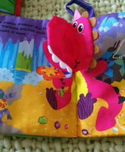 Cloth Book with Flaps – The Tale of Sir Prance-a-lot - Inside3