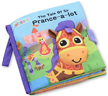 Cloth Book with Flaps – The Tale of Sir Prance-a-lot - Cover