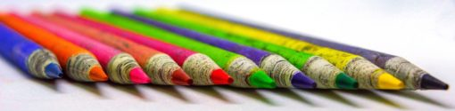 Eco-friendly Coloured Seed Pencils (Box of 10 coloured and 2 normal grey pencils) - Colours of 10 pencils